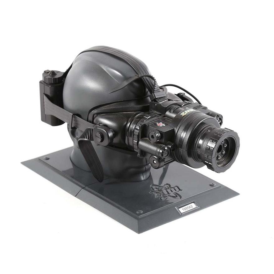 mw2 night vision goggles manual