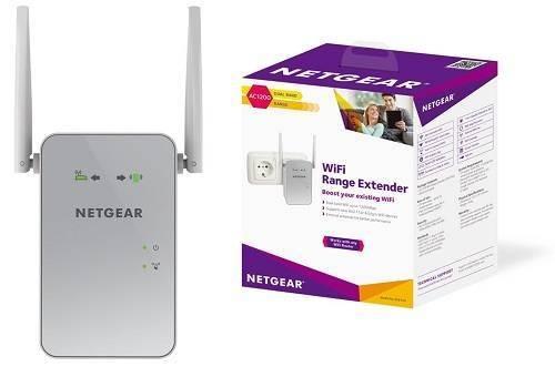 netgear ac1200 wifi range extender manual