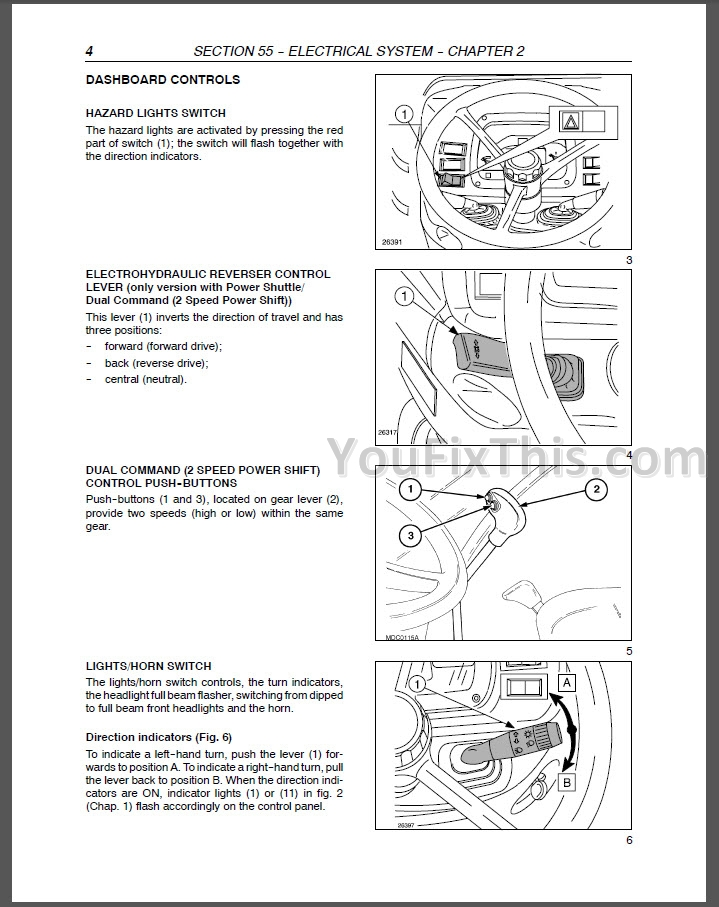 new holland lb75b service manual
