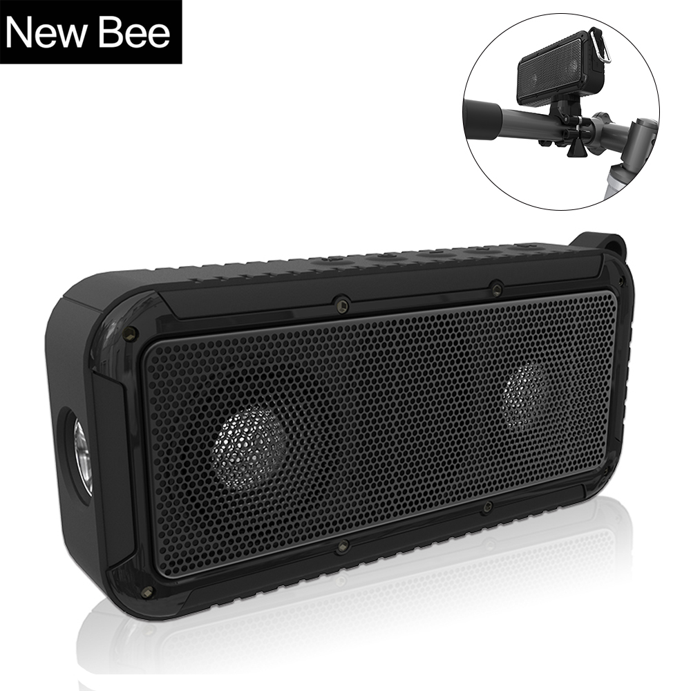 nfc waterproof bluetooth speaker manual