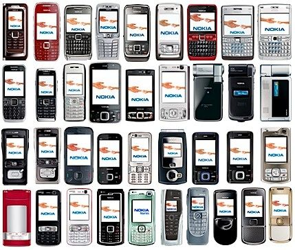 nokia instruction manuals mobile phones