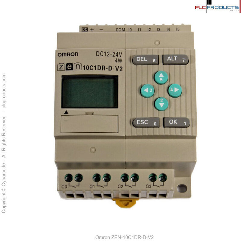 omron programmable relay zen v2 manual