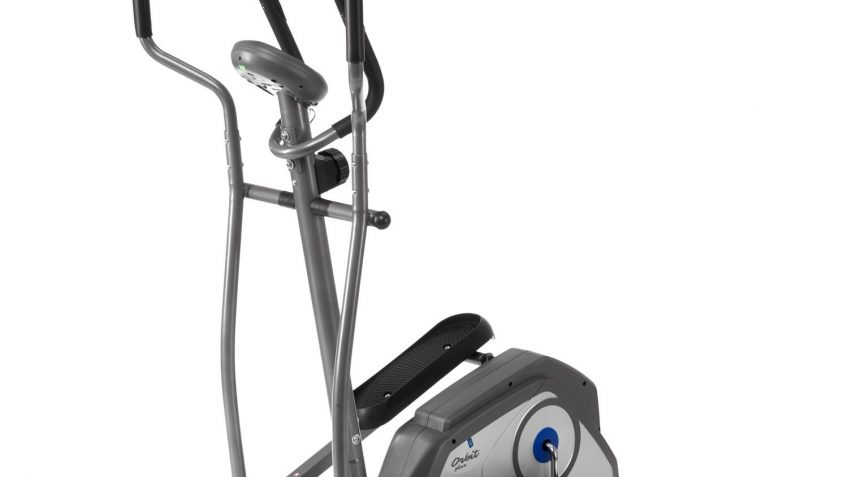 orbit elliptical cross trainer manual