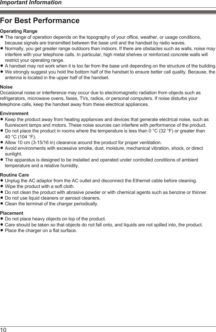 panasonic 6.0 dect cordless phone manual