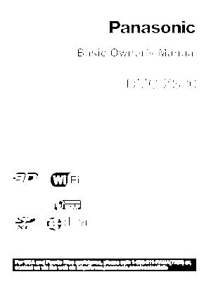 panasonic dmc tz10 user manual