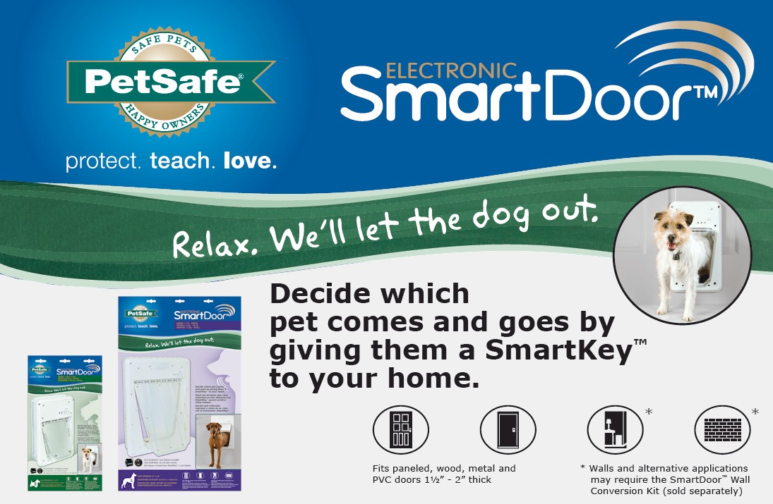 petsafe electronic dog door manual