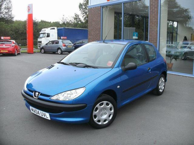 peugeot 206 workshop repair and service manual