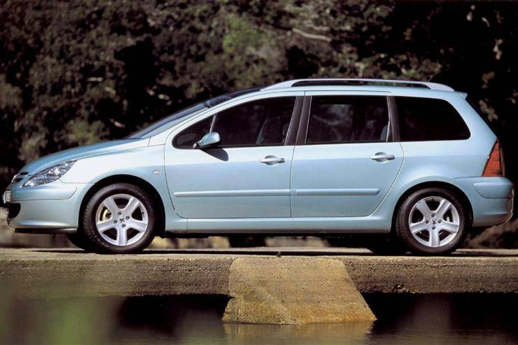peugeot 307 owners manual 2006