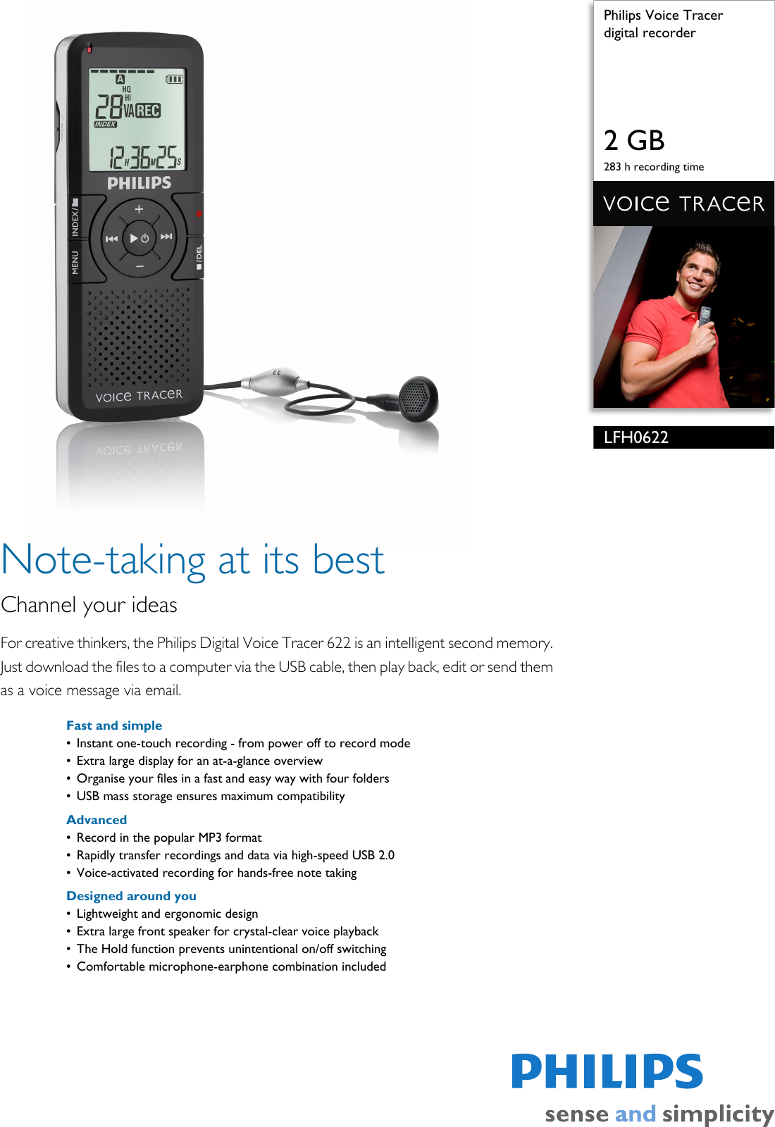 philips voice tracer digital recorder manual