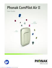 phonak compilot air ii manual