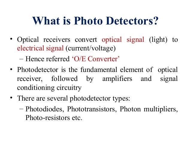 photodiode and phototransistor lab manual