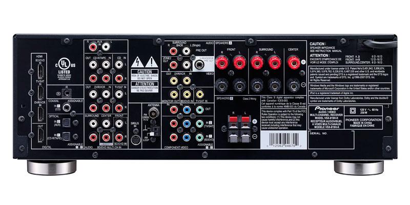 pioneer vsx 528 k manual