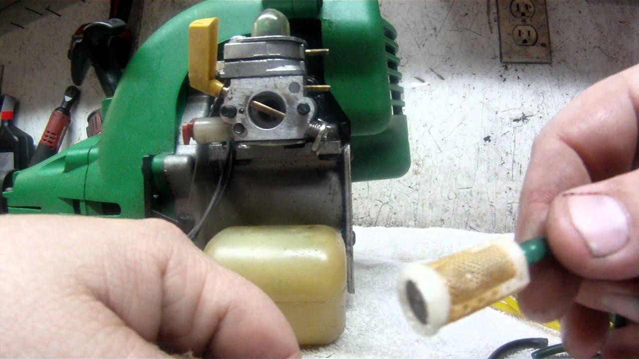 poulan pro 25cc gas trimmer manual