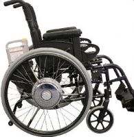 power assist wheels manual wheelchair