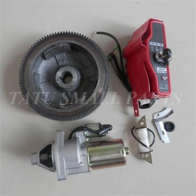 powerfist 6.5 hp engine manual