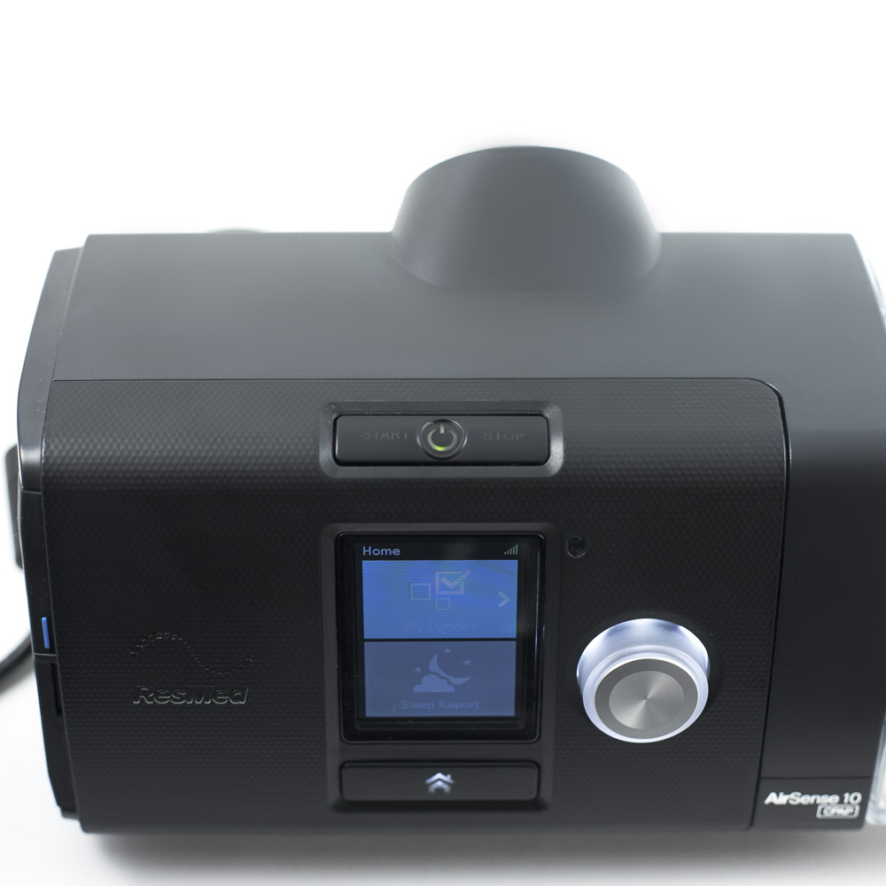 resmed airsense 10 humidifier manual