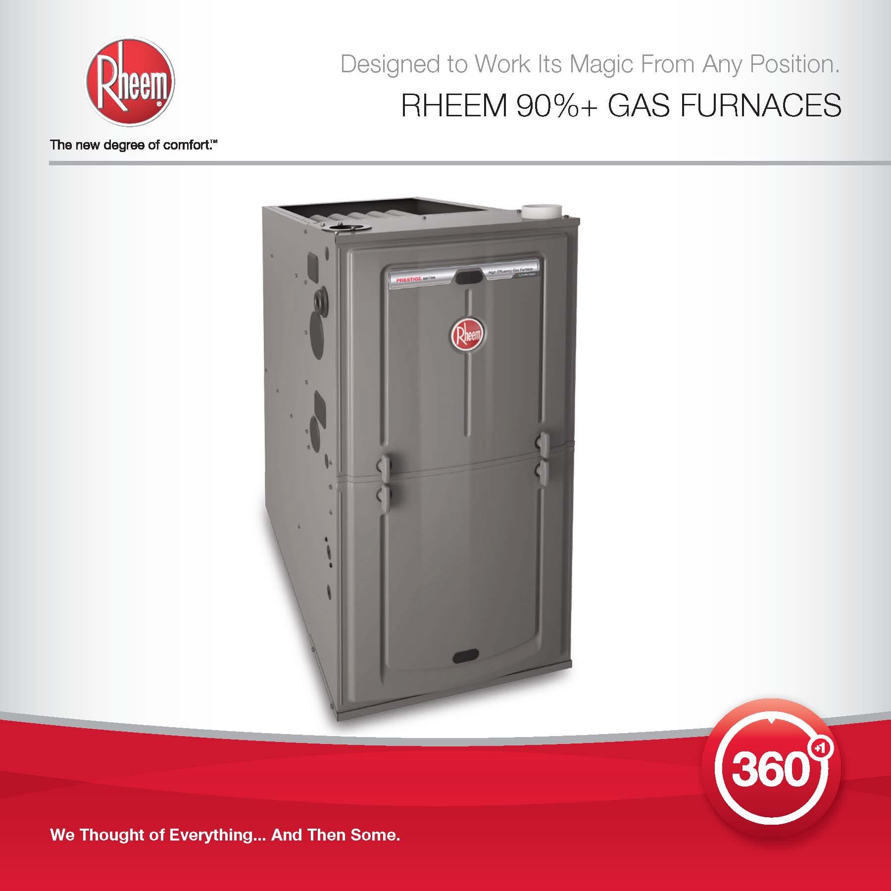 rheem criterion gas furnace manual