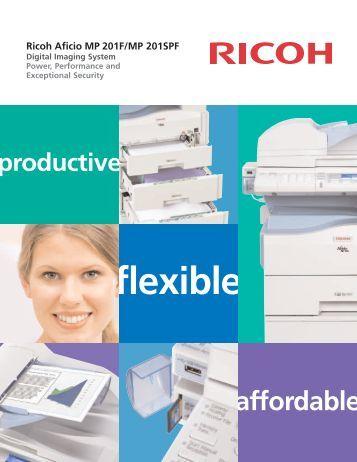 ricoh aficio mp c2551 manual