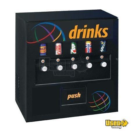 rp combo vending machine manual