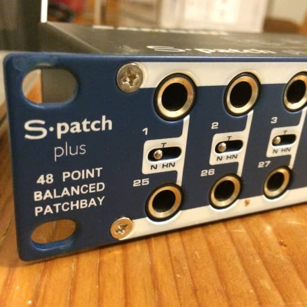 samson s patch plus manual