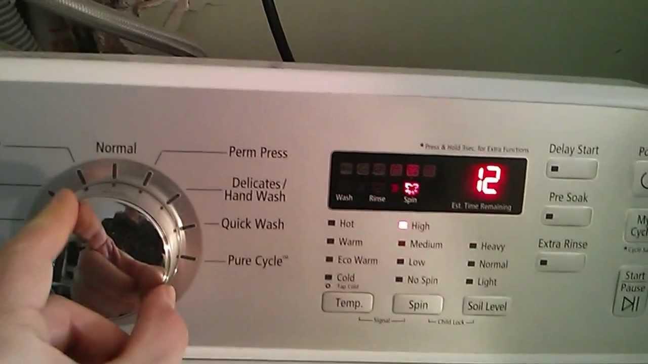 samsung bubble wash 6.5 kg manual