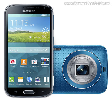 samsung galaxy camera manual pdf