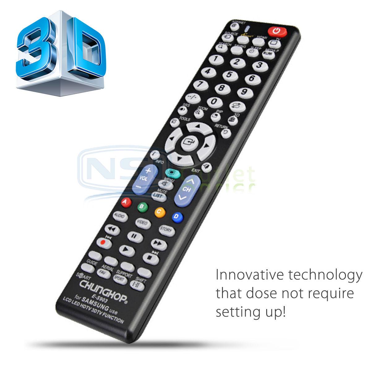 samsung lcd tv remote control manual