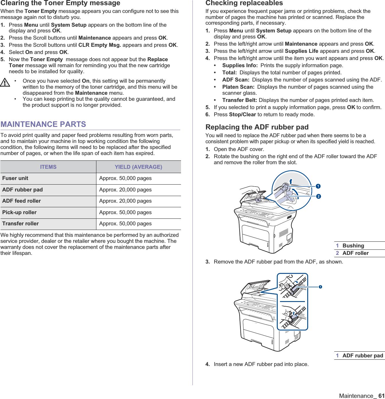 samsung scx 483x 5x3x series user manual