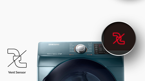 samsung sensor dry dryer manual