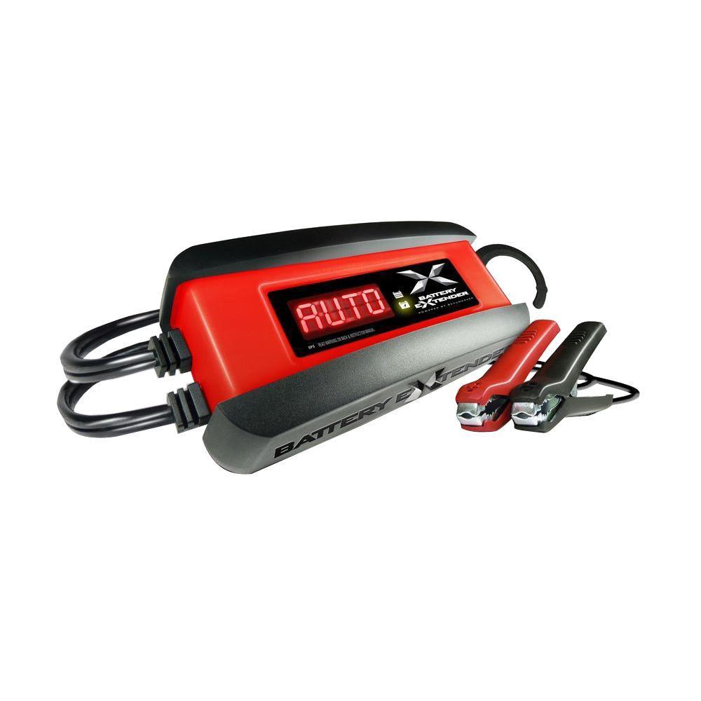 schumacher 15 amp battery charger manual