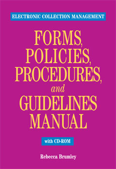 security management policy procedure manual