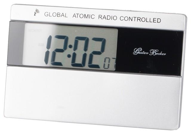 seiko radio wave control alarm clock manual