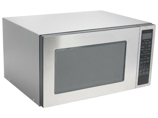 sharp carousel 1200 watt microwave manual