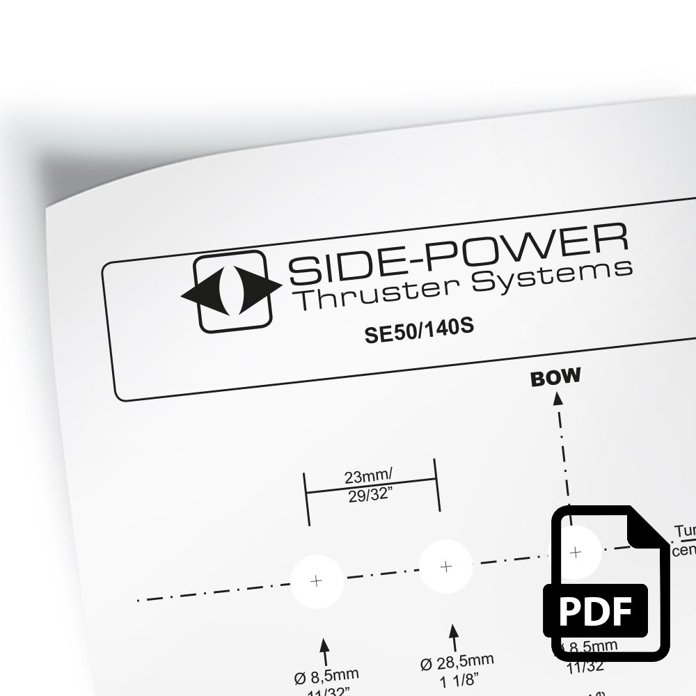 side power bow thruster manual