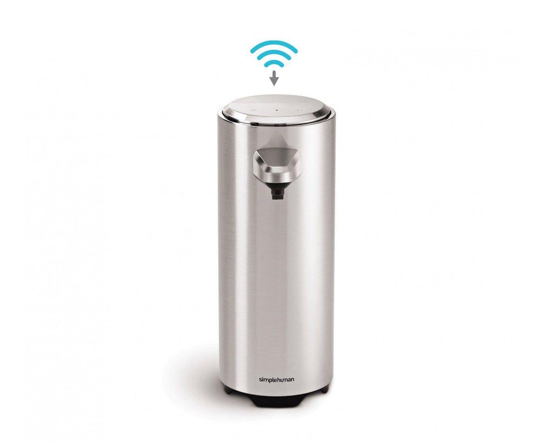 simplehuman rechargeable sensor pump manual