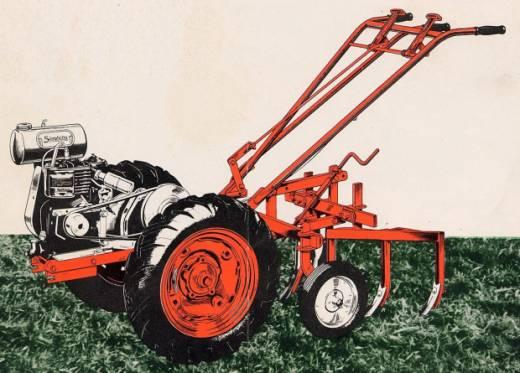 simplicity walk behind tractor manual