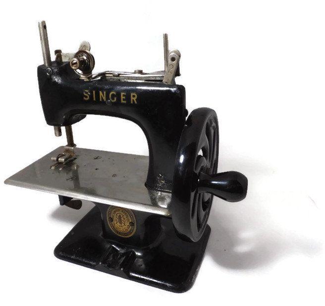 singer mini sewing machine manual