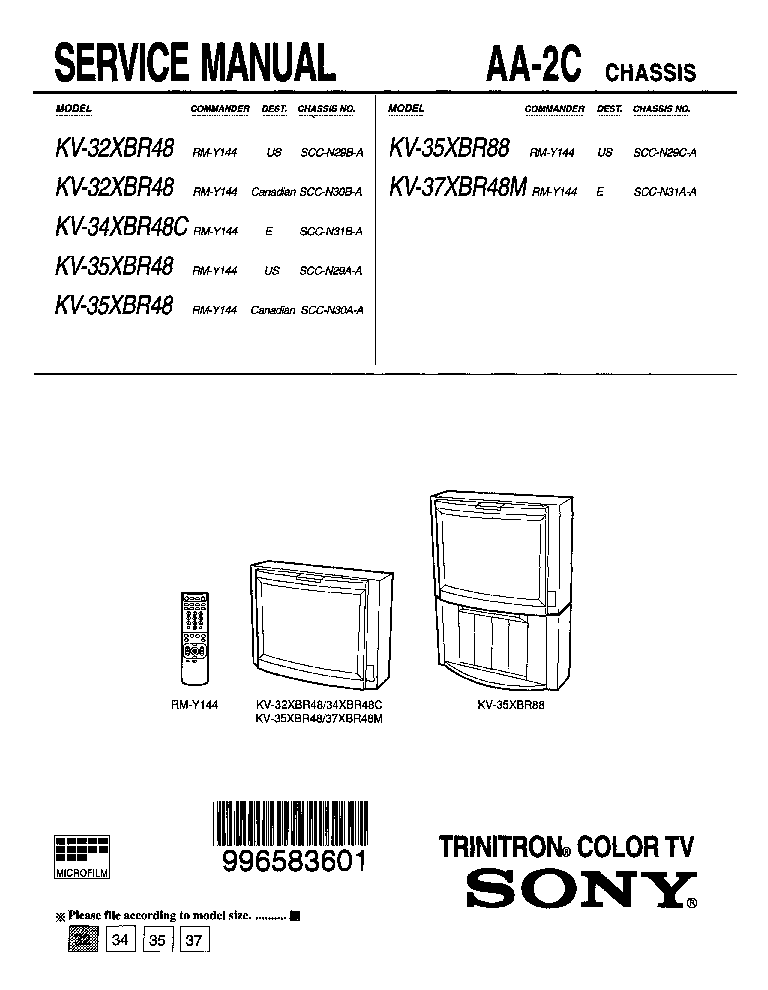 sony bravia 32 manual pdf