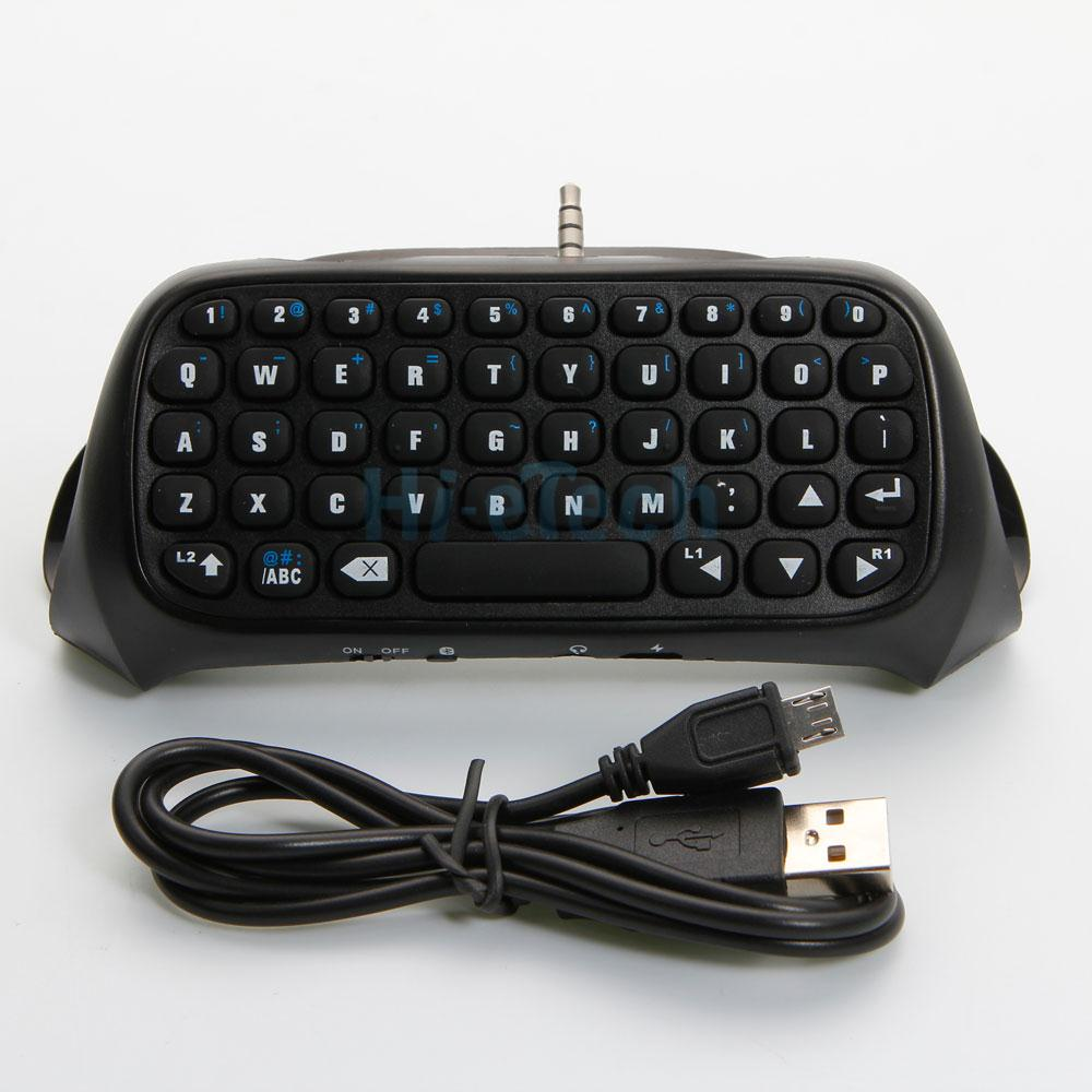 sony ps3 bluetooth keyboard manual