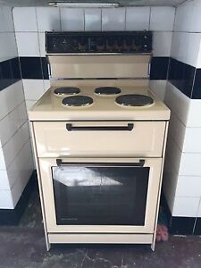 st george double oven manual