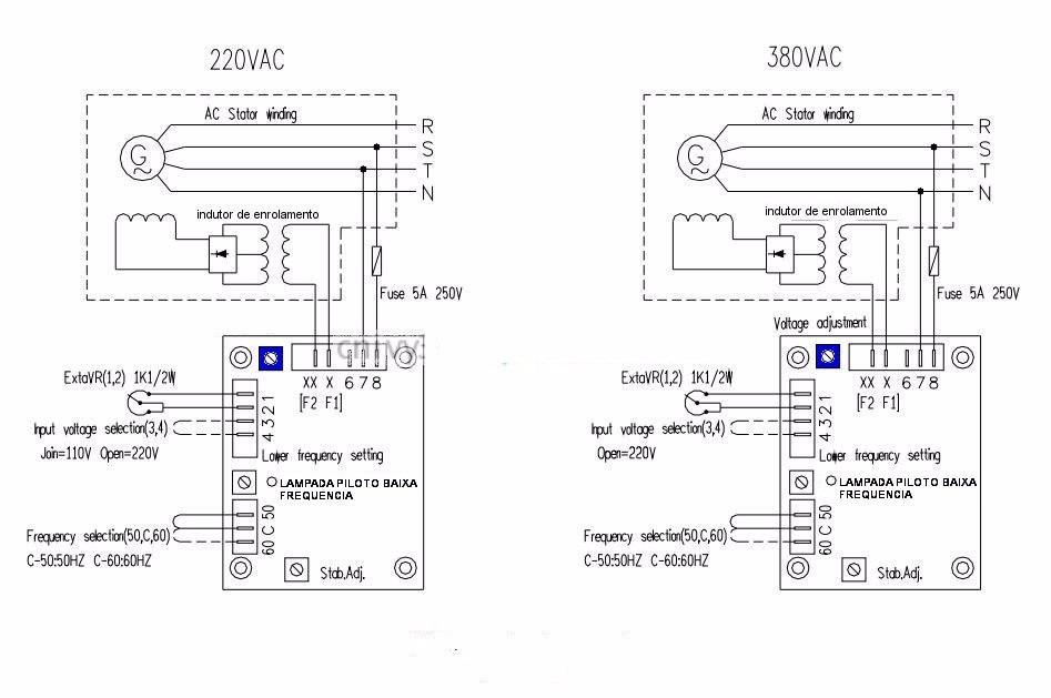 stamford generator wiring diagram manual