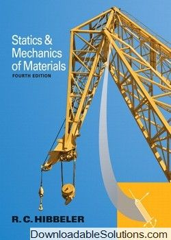structural analysis hibbeler 8th edition solution manual pdf free download