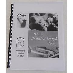 sunbeam breadmaker model 5891 manual