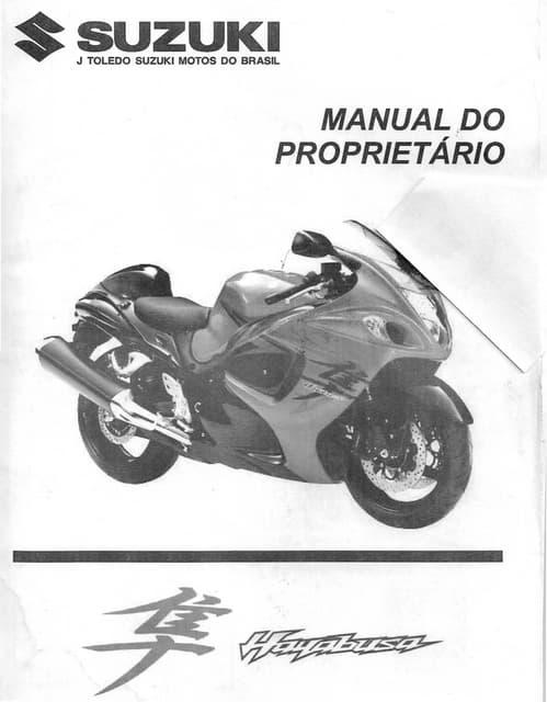 suzuki gsx1300r hayabusa service manual