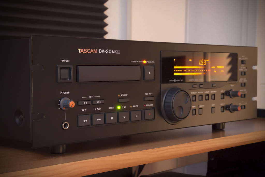 tascam da 30 mkii manual
