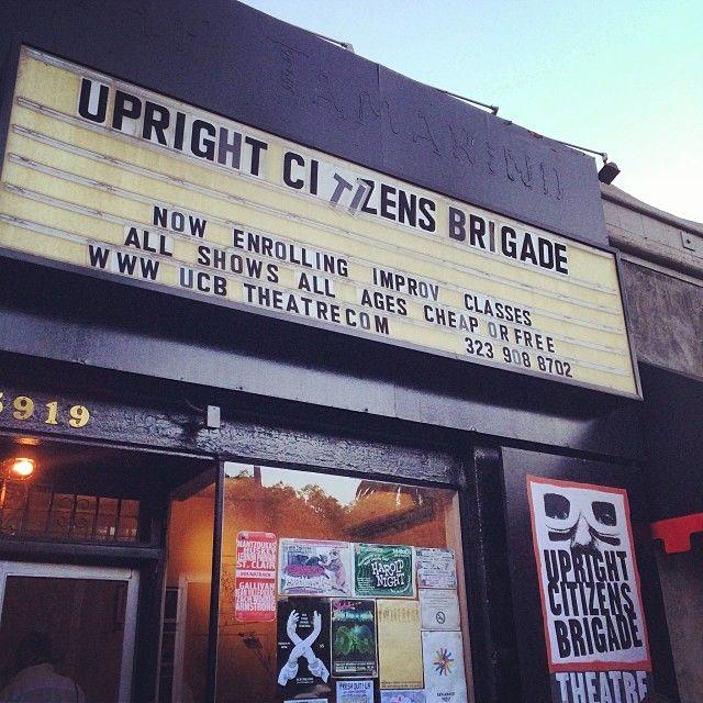 the upright citizens brigade comedy improvisation manual
