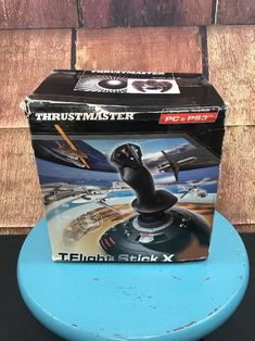 thrustmaster t flight stick x manual