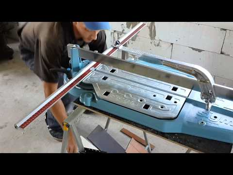 tile cutter manual vs electric