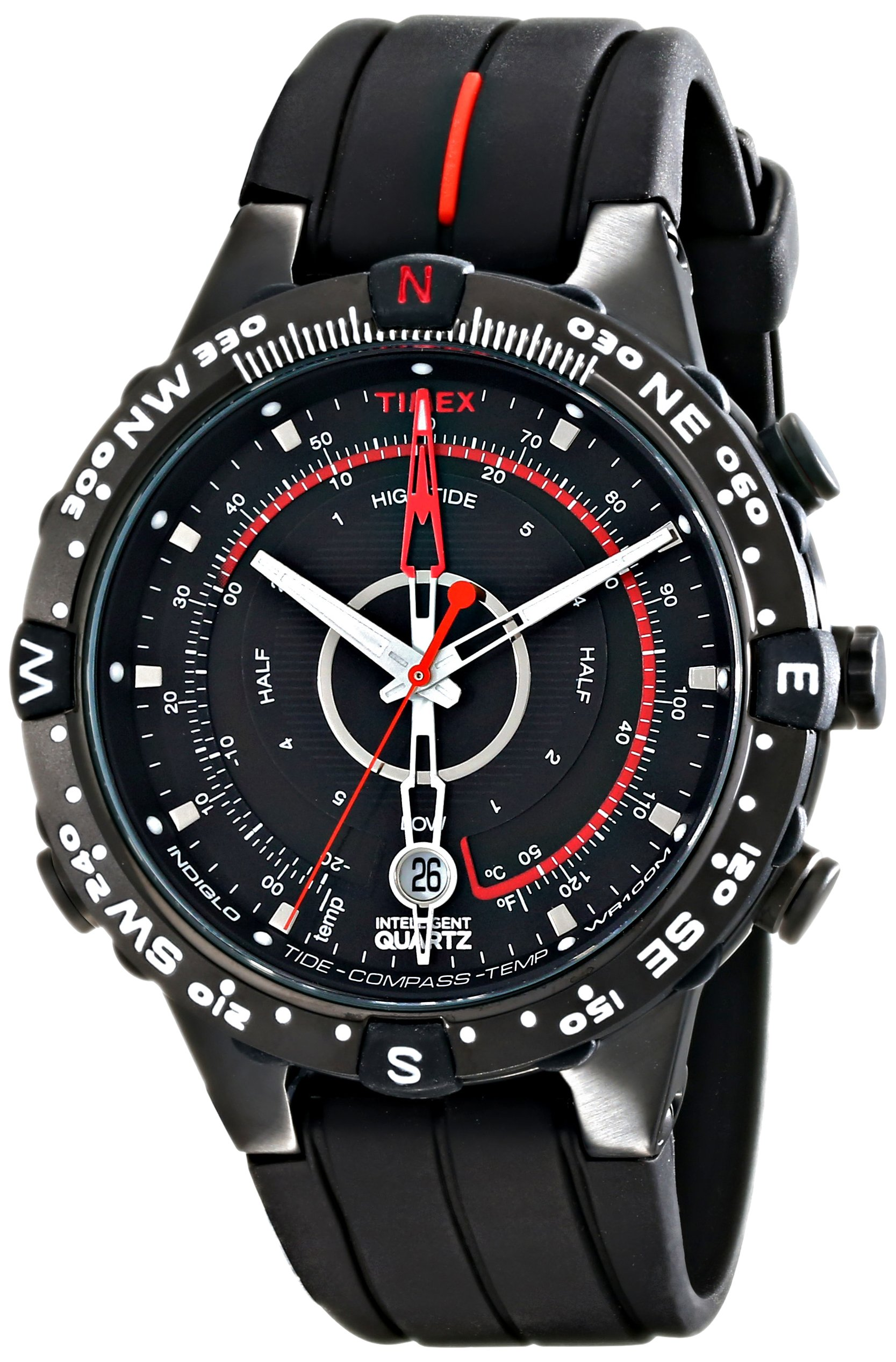 timex intelligent quartz compass watch manual