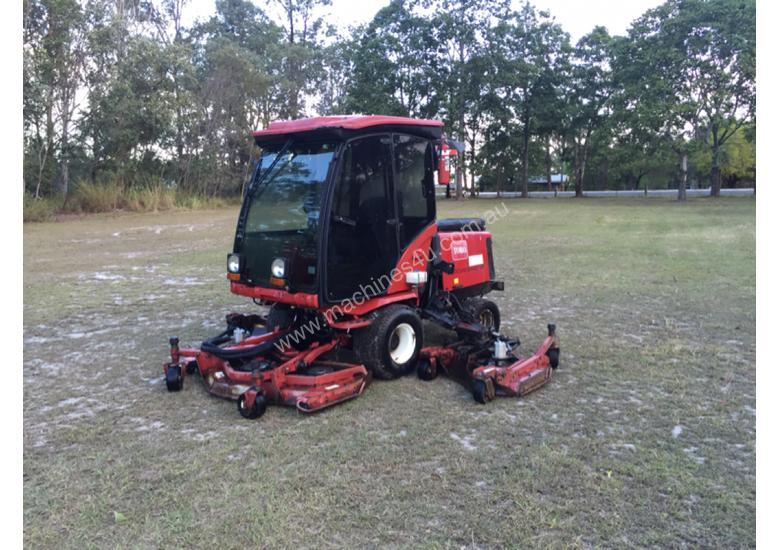 toro groundsmaster 4000d service manual